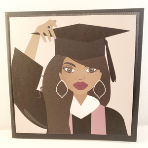 The Graduate Greeting Card