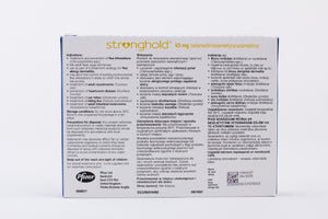 Stronghold Blue for Cats 2.5-7.5kg (5.7-15.5lb) 3 Pipettes