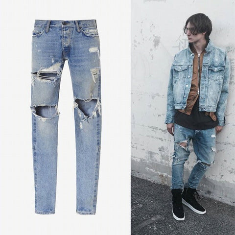 Pike Denim Pants Light