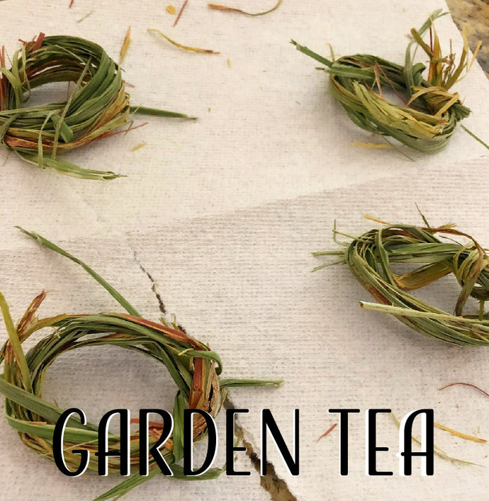 My Garden Tea Blends