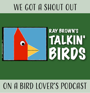 Talkin' Birds - Podcast Shout Out
