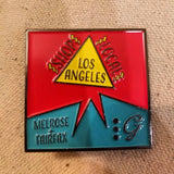 shop local los angeles pin melrose trading post fairfax high school greenway arts