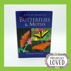 The Pocket Guide to Butterflies & Moths by Elizabeth Balmer