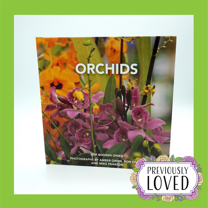 Orchids by Kim Bogren Owen