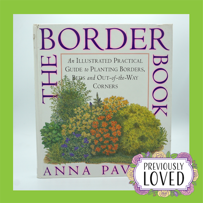 The Border Book by Anna Pavord