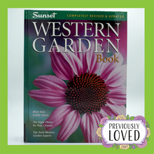 The Sunset Western Garden Book by the Editors of Sunset Books