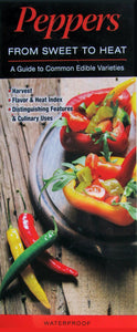 Peppers, From Sweet to Heat: A Guide to Common Edible Varieties
