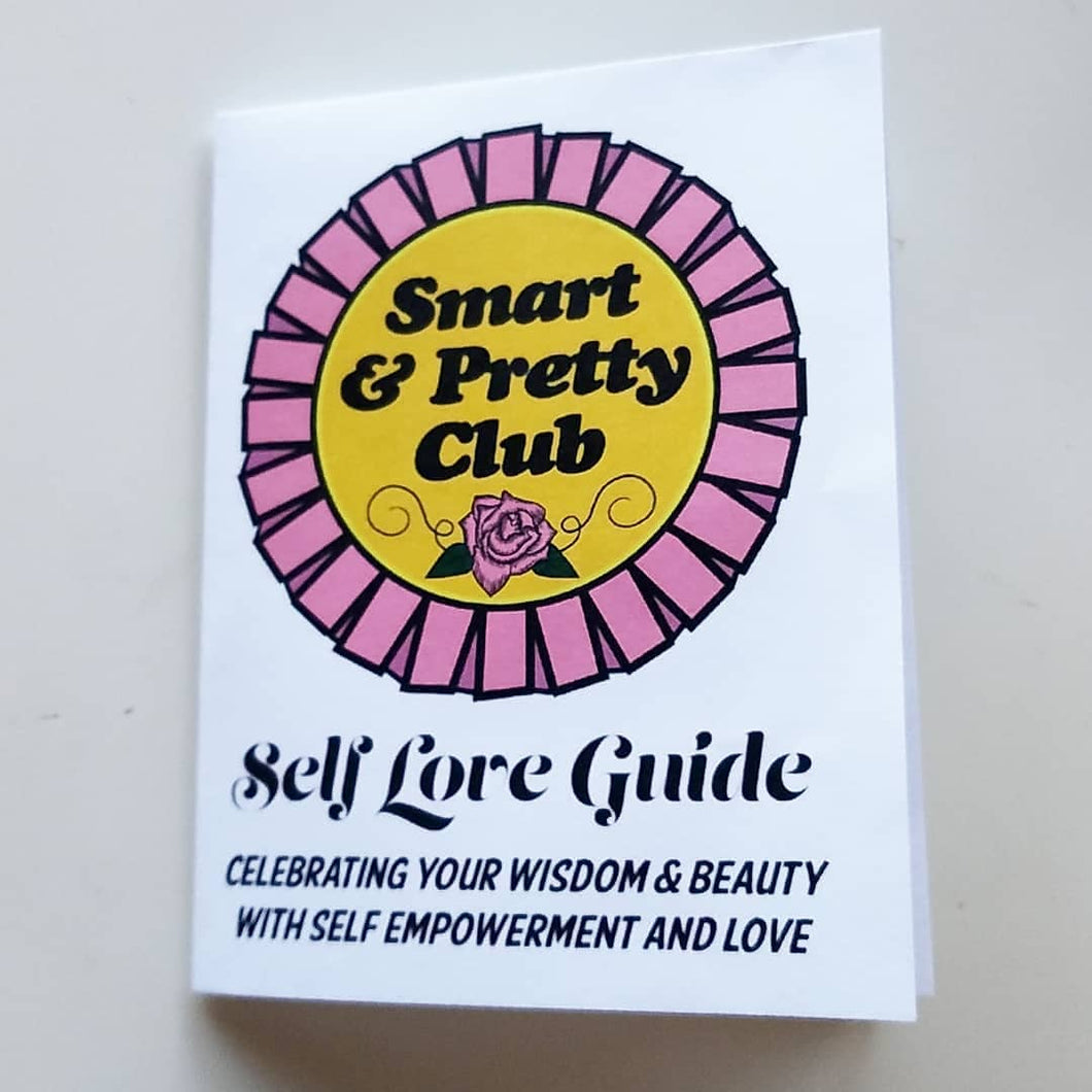 Self Love Guide Zine