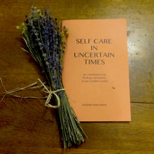 Self Care in Uncertain Times Guide