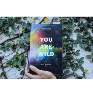 You Are Wild Meditation Zine