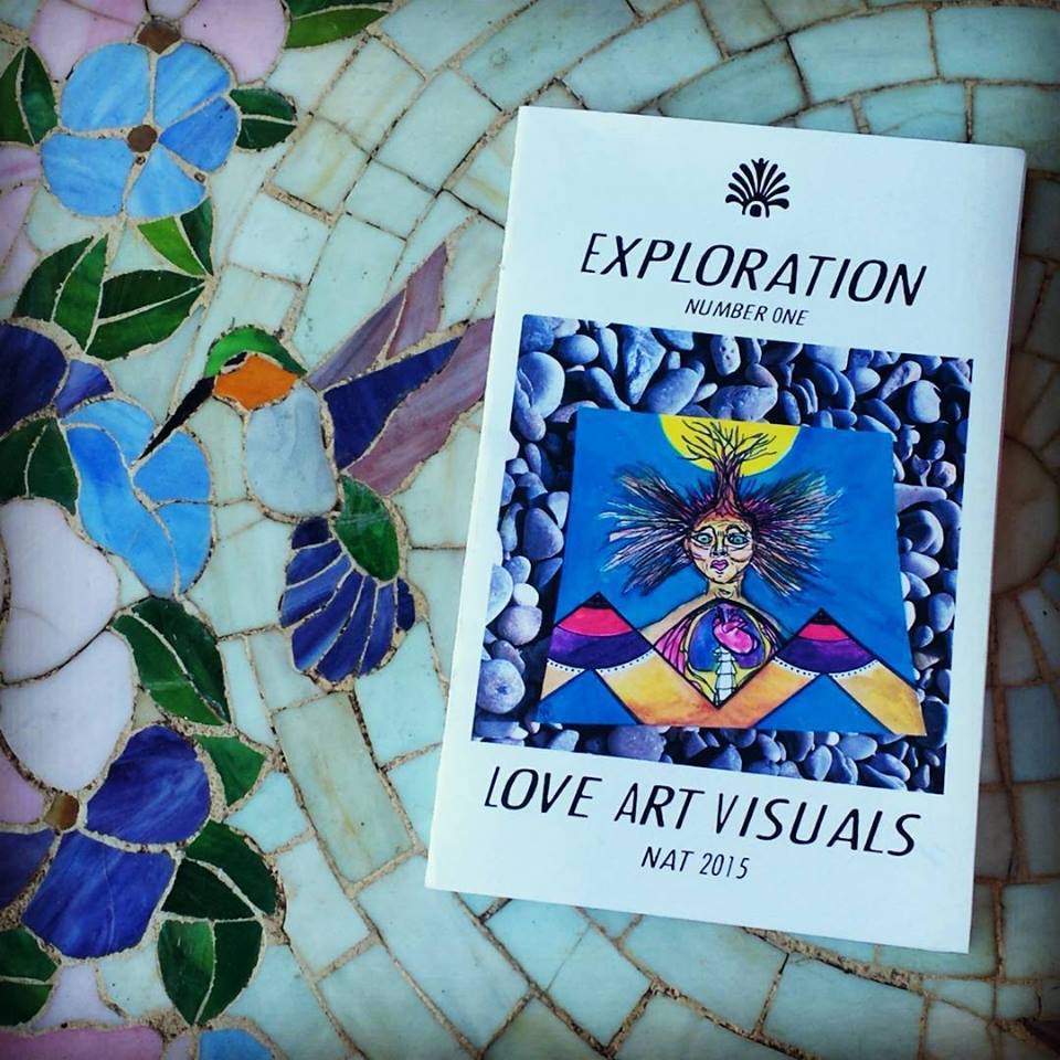 Exploration Zine