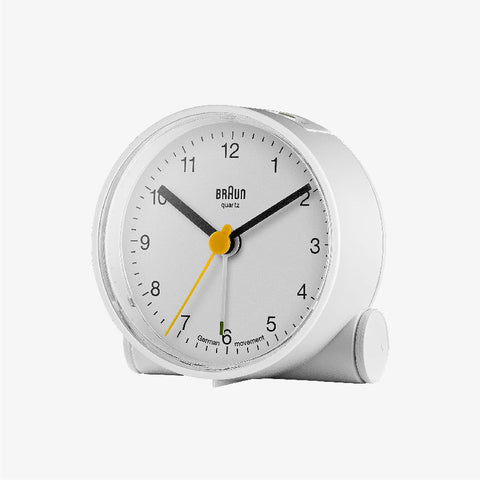 Braun Classic Analogue Alarm Clock 經典鬧鐘