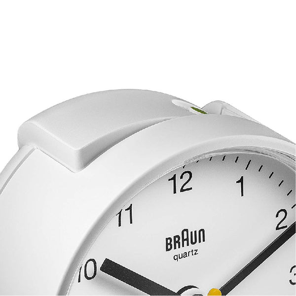Braun BNC001 Classic Analogue Alarm Clock