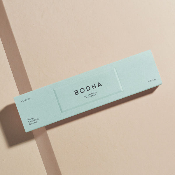 Bodha Smokeless Ritual Incense - Refresh
