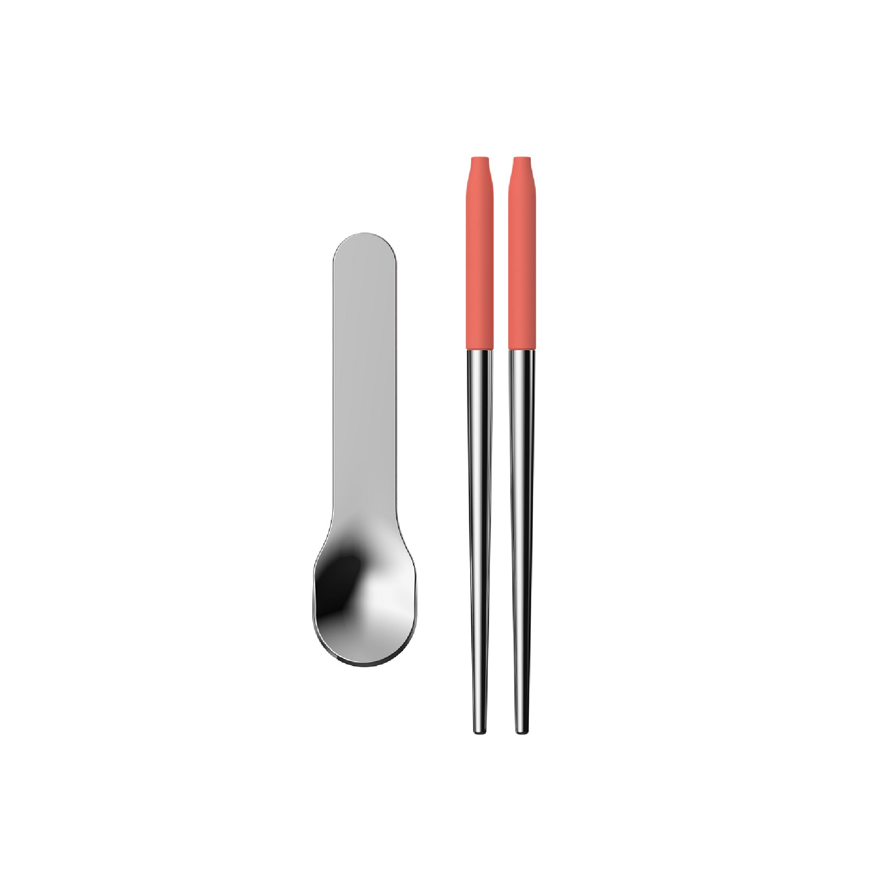 Utillife Cutlery Set - Coral