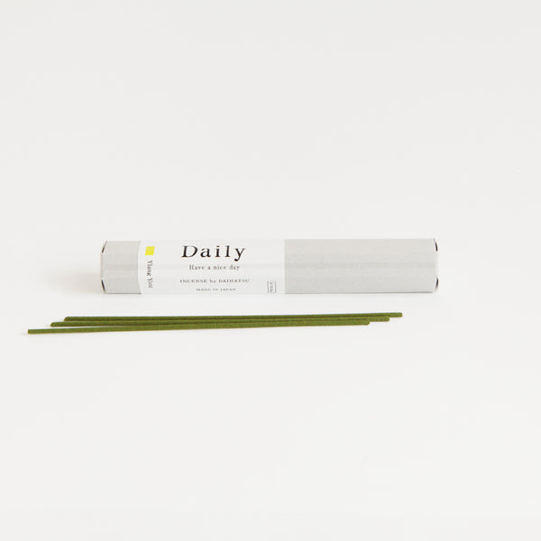 Daily Incense 香薰線香