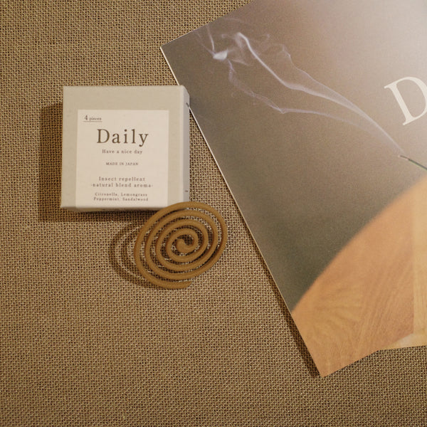 TRUNK DESIGN Daily Incense