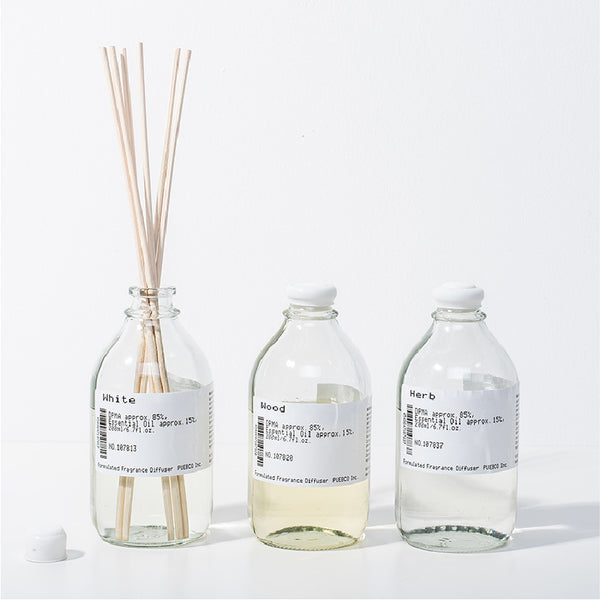 PUEBCO Formulated Fragrance Diffuser Wood
