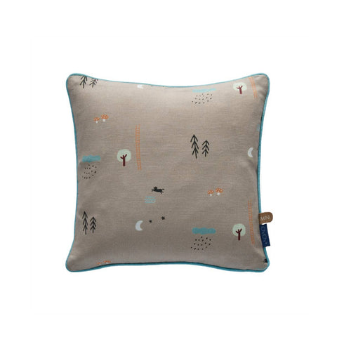 Happy Circus Cushion - Grey Brown 抱枕