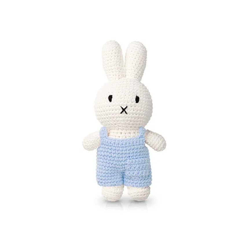 Miffy handmade and her pastel blue overall