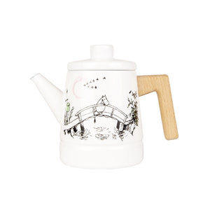 Originals Coffee Pot Missing You 1.6L 姆明 搪瓷 咖啡壺 煲水壺