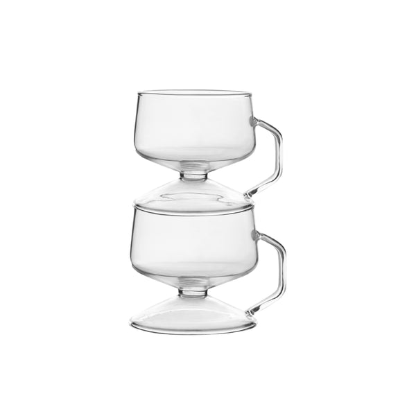 Muurla OLO Coffee Glass 2 PCS