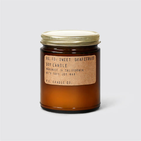No.10 Sweet Grapegruit Candle 甜葡萄柚香薰蠟燭
