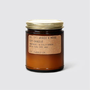 PF Candle Co No.11 Amber Moss Candle