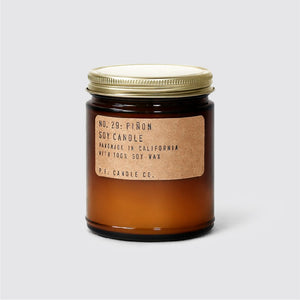 PF Candle Co No.29 Pinon Candle