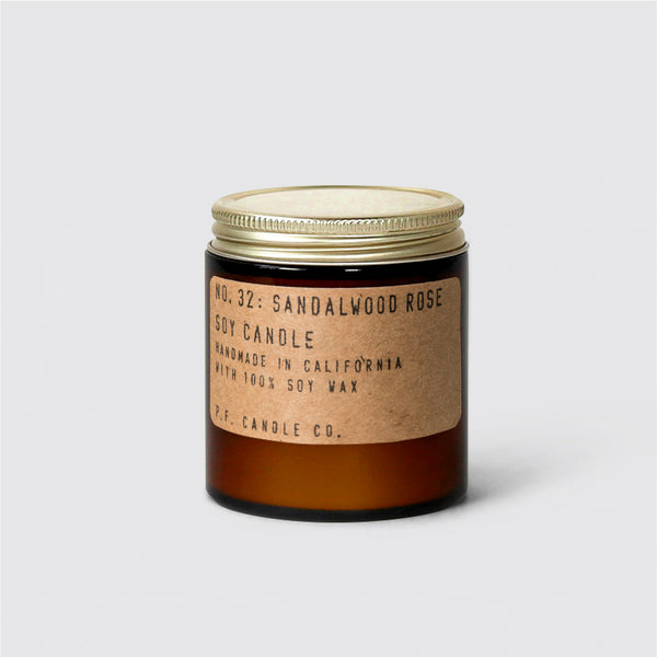 No.32 Sandalwood Rose Candle 檀香玫瑰香薰蠟燭
