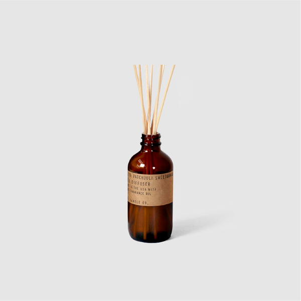 No.19 Patchouli & Sweetgrass Diffuser 廣藿香和香草室內擴香