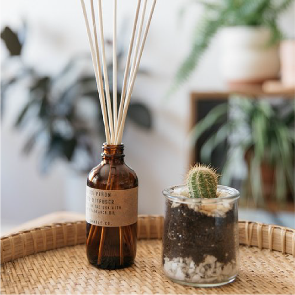 PF Candle Co No.19 Patchouli & Sweetgrass Diffuser