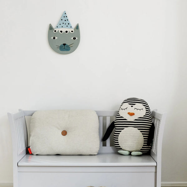 Penguin Pingo Cushion 抱枕