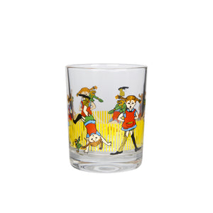 PIPPI Longstocking Drinking Glass 2dl 玻璃杯