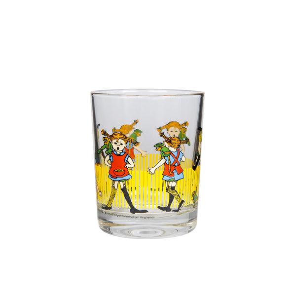 Muurla PIPPI Longstocking Drinking Glass 2dl