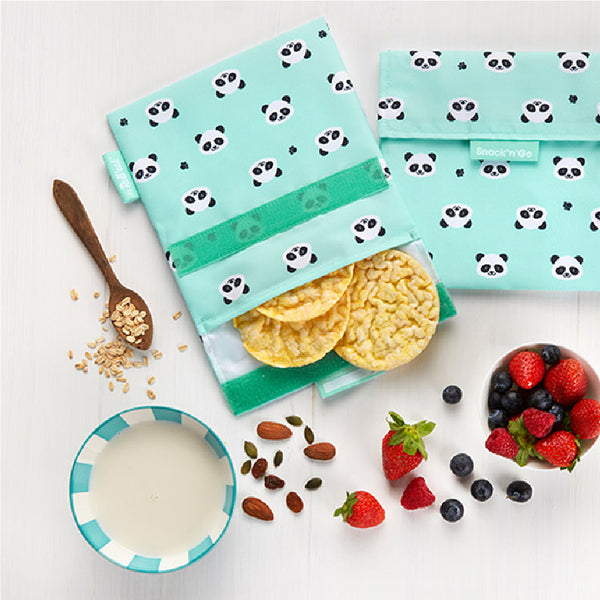 Roll'eat Snack'n'Go Animals Food Bag