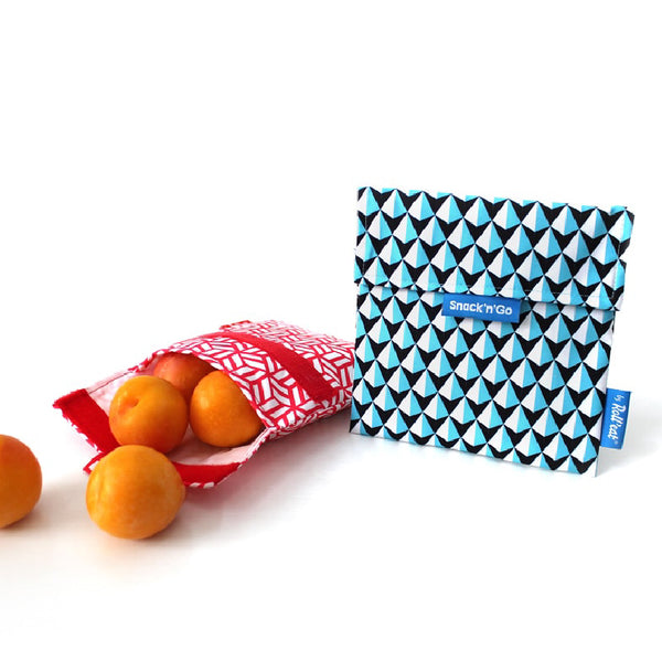 Roll'eat Snack'n'Go Tiles Food Bag