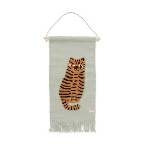 Tiger Wall Hanger 掛飾