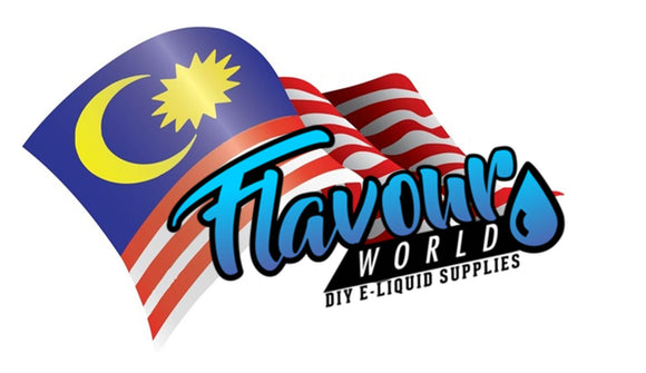 Malaysian DIY Concentrates - www.flavourworld.co.za