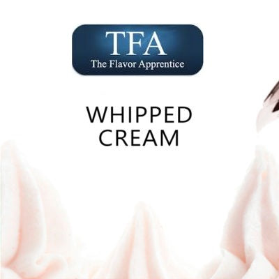 TFA Whipped Cream-DIY Concentrates – www.flavourworld.co.za