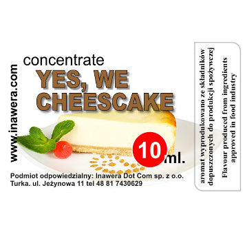 Inawera - Yes we cheesecake