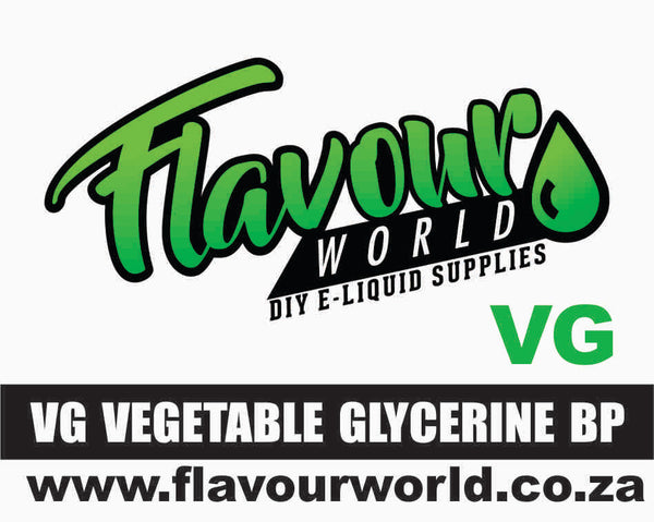 VG Vegetable Glycerine BP