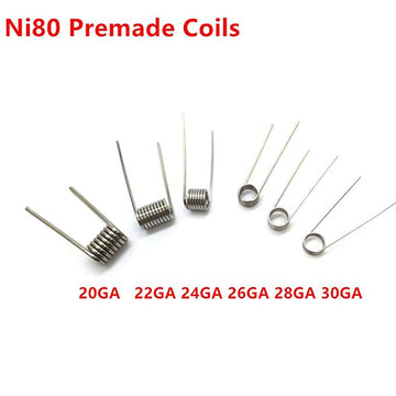 Eco line - NI80  Pre-made coil Single