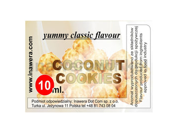 INW Coconut Cookies