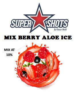 (SS) Mix Berry Aloe One Shot