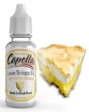 CAP Lemon Meringue Pie**