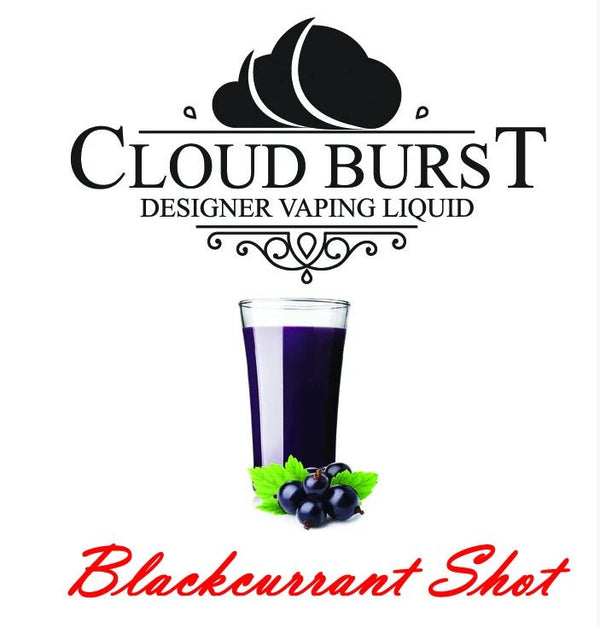 CB-Blackcurrant 10ml One shot