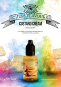Chefs Flavours - Nice Custard Cream One Shot