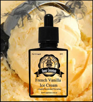 VT - French Vanilla Ice Cream