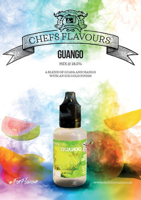 Chefs Flavours UK - Guango One Shot